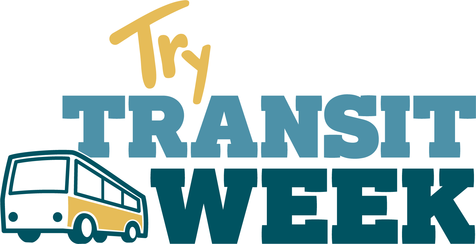 Try Transit Week Logo